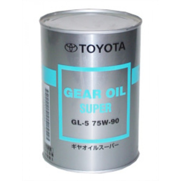 GEAR OIL SUPER  75 90 GL-5(1L) 08885-02106