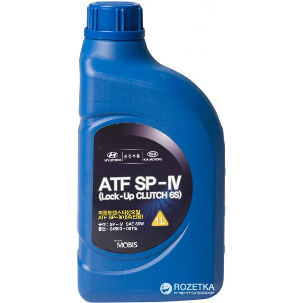 MOBIS ATF SP-IV(1L) 04500-00115